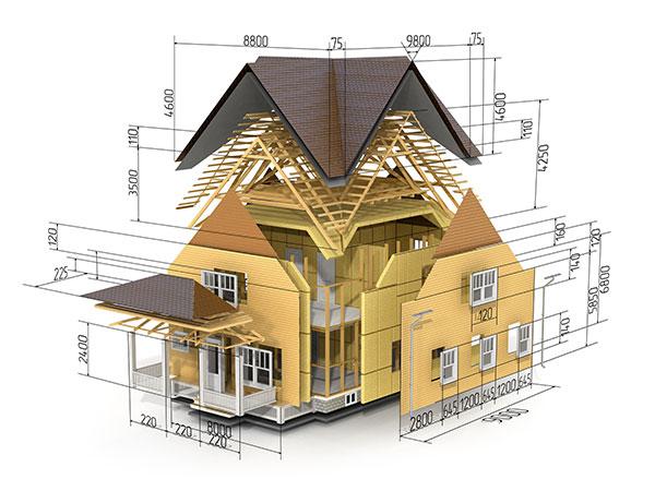 3D design for homes