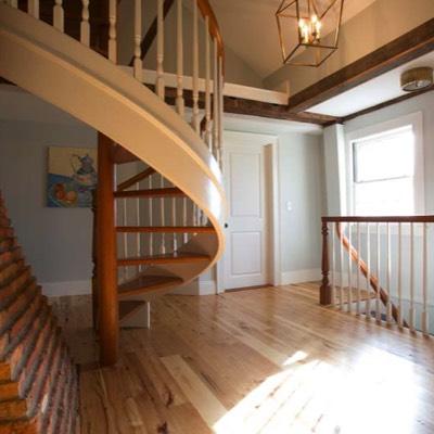 Sunlight staircase