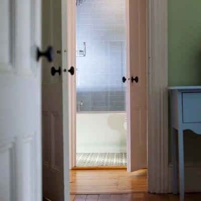 Doorways in focus